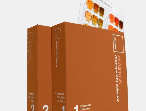 Pantone Plastics Transparent Selector (2 klasör)